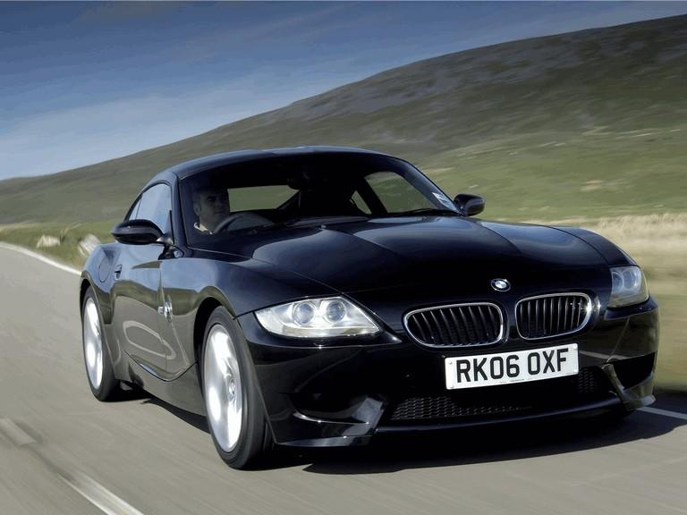 2006 BMW Z4 M coupé UK version 211343