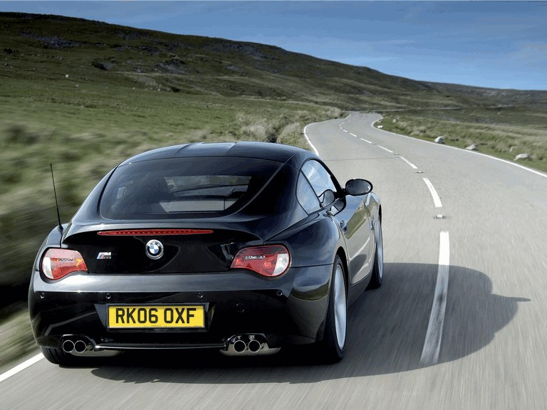 2006 BMW Z4 M coupé UK version 211344