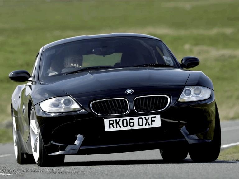 2006 BMW Z4 M coupé UK version 211346