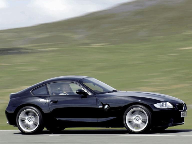 2006 BMW Z4 M coupé UK version 211348