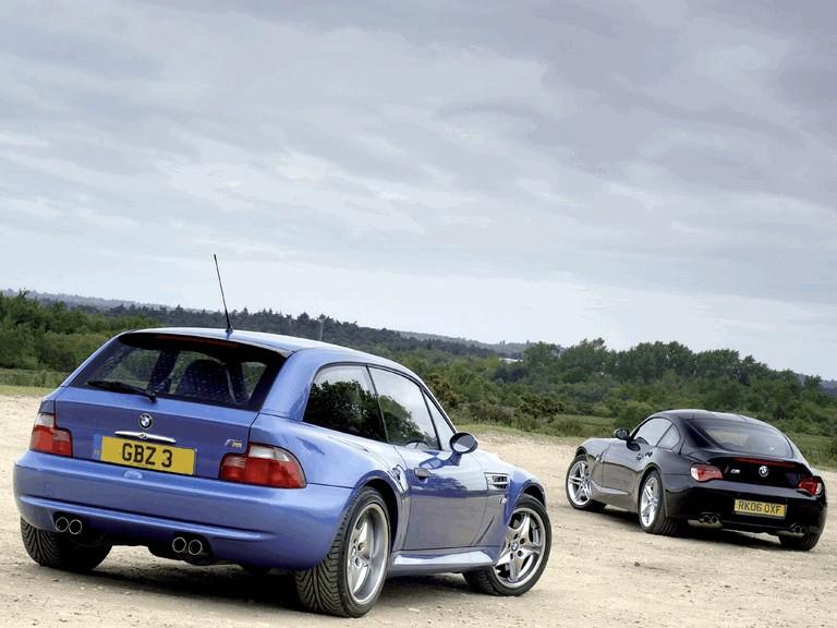 2006 BMW Z4 M coupé UK version 211355