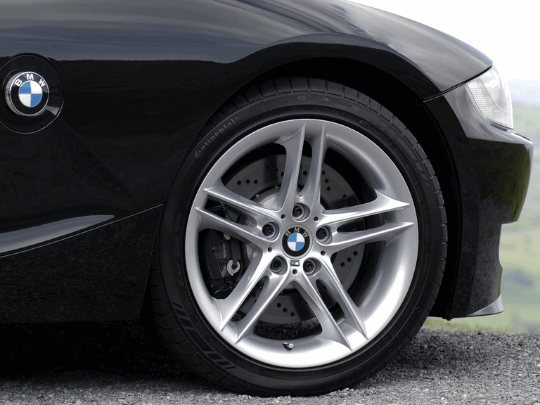2006 BMW Z4 M coupé UK version 211357