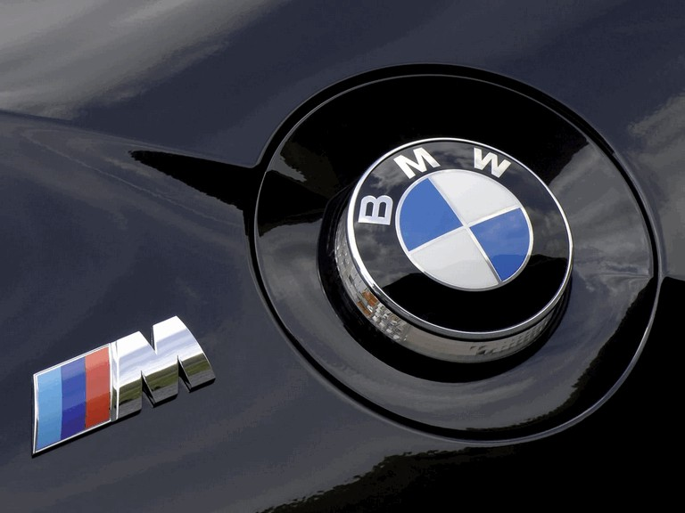 2006 BMW Z4 M coupé UK version 211360