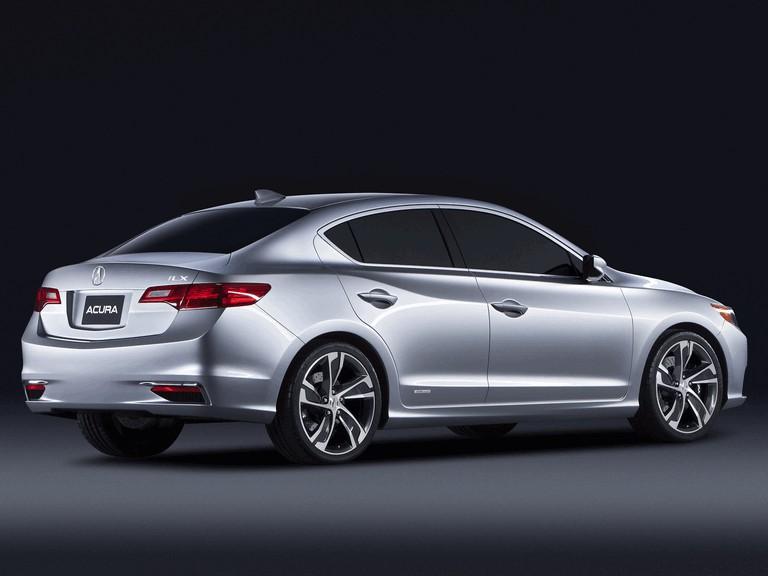 2012 Acura ILX concept 328825