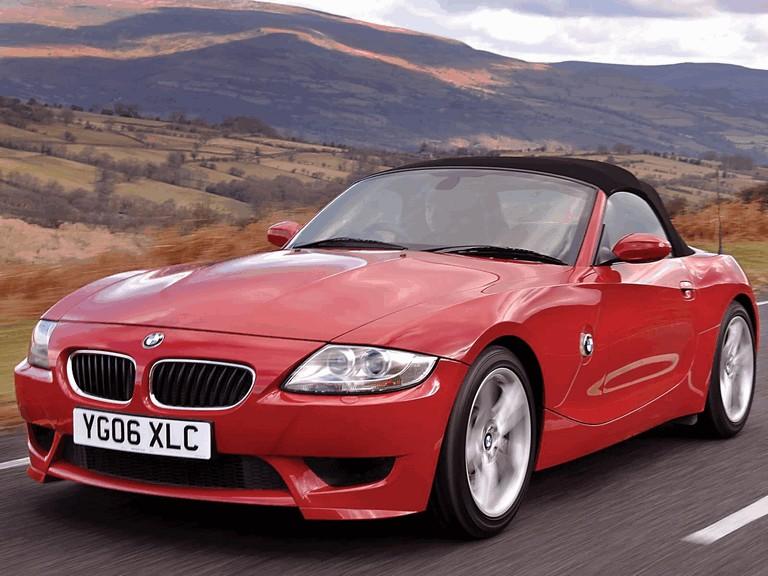 2006 BMW Z4 M roadster UK version 211404