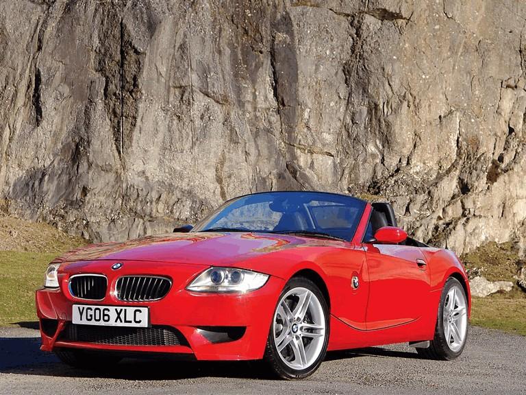 2006 BMW Z4 M roadster UK version 211407