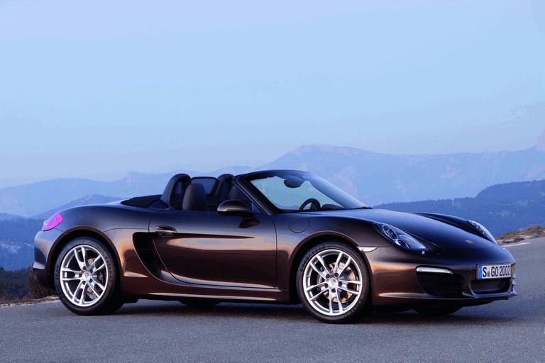 2012 Porsche Boxster ( 981 ) 329097
