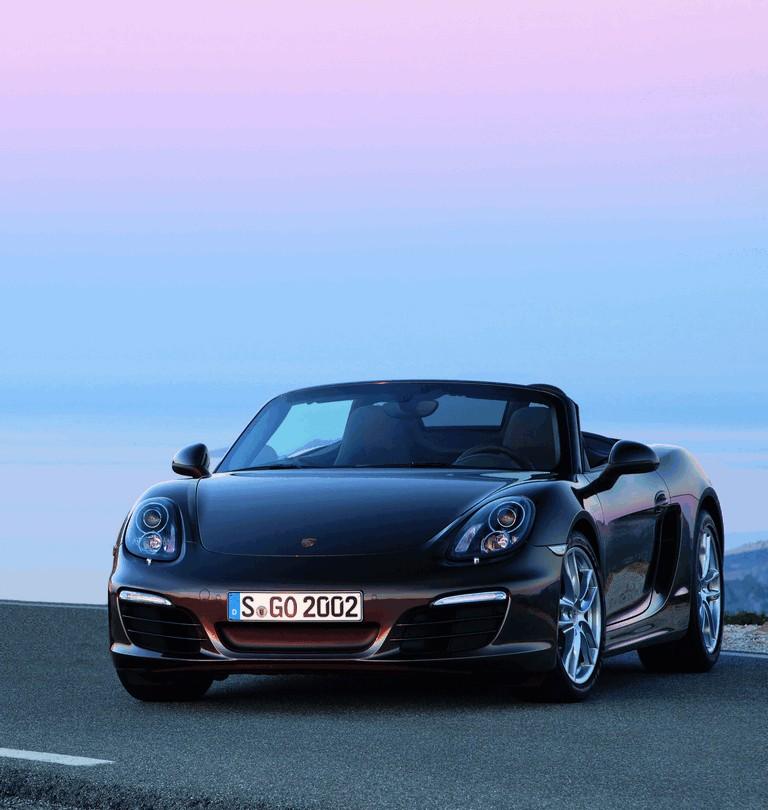 2012 Porsche Boxster ( 981 ) 329099