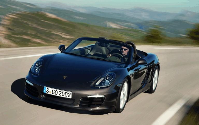 2012 Porsche Boxster ( 981 ) 329100