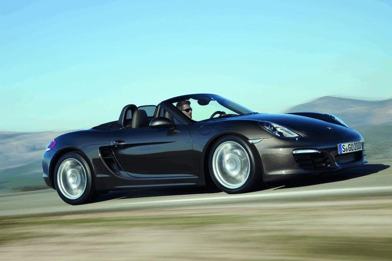 2012 Porsche Boxster ( 981 ) 329101