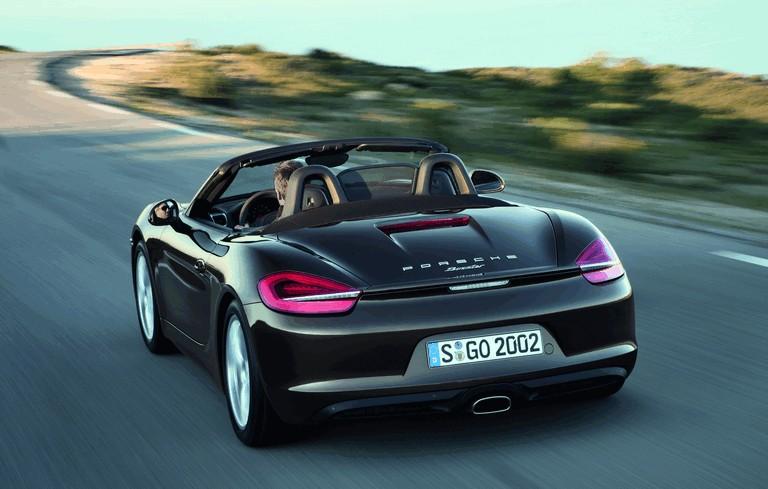 2012 Porsche Boxster ( 981 ) 329102