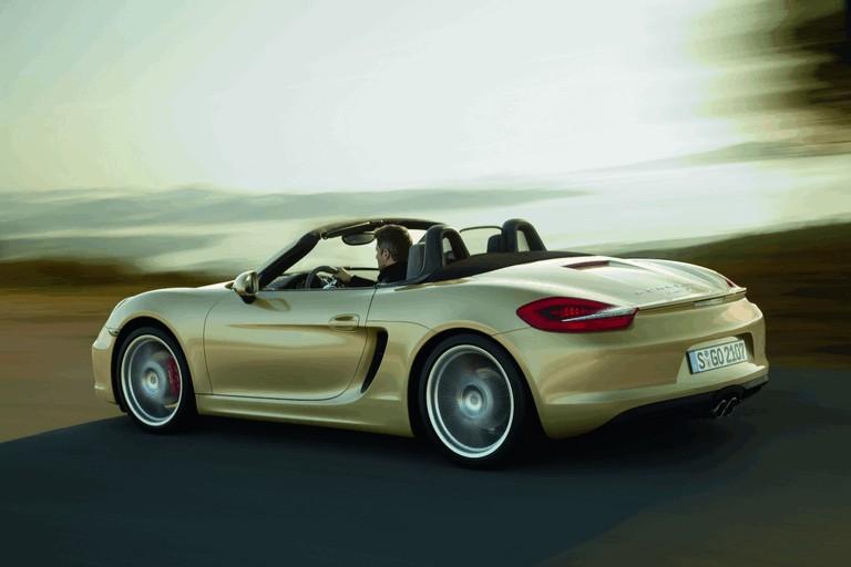 2012 Porsche Boxster ( 981 ) S 329108
