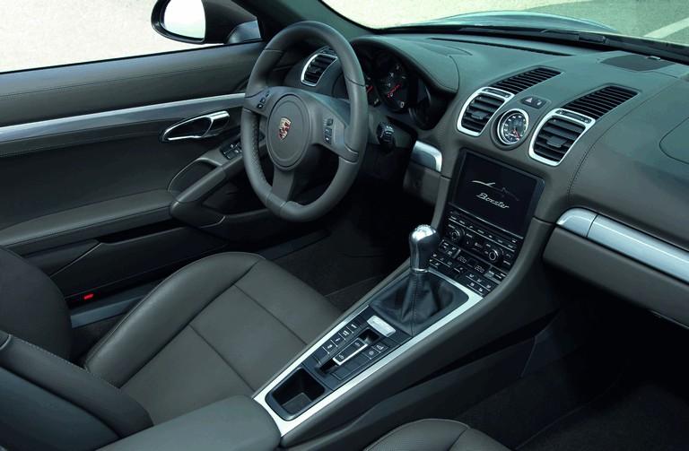 2012 Porsche Boxster ( 981 ) S 329111