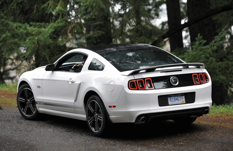 2012 Ford Mustang 5.0 GT California special package 339908