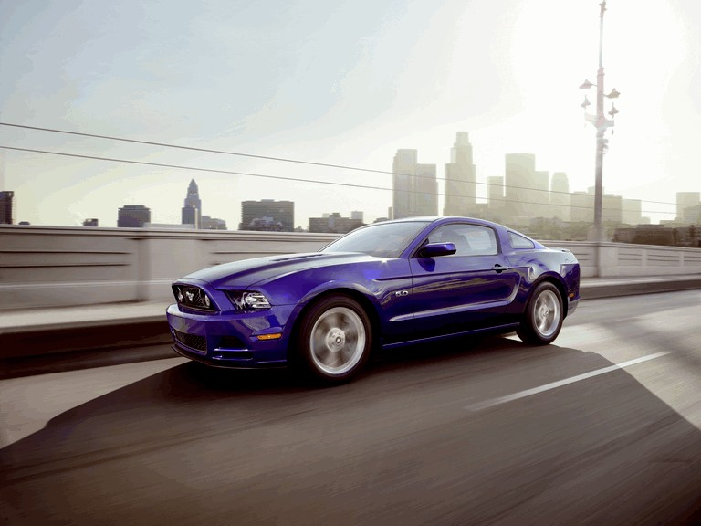 2012 Ford Mustang 5.0 GT California special package 339910