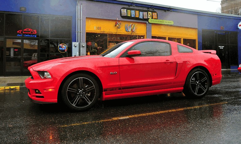 2012 Ford Mustang 5.0 GT California special package 339919