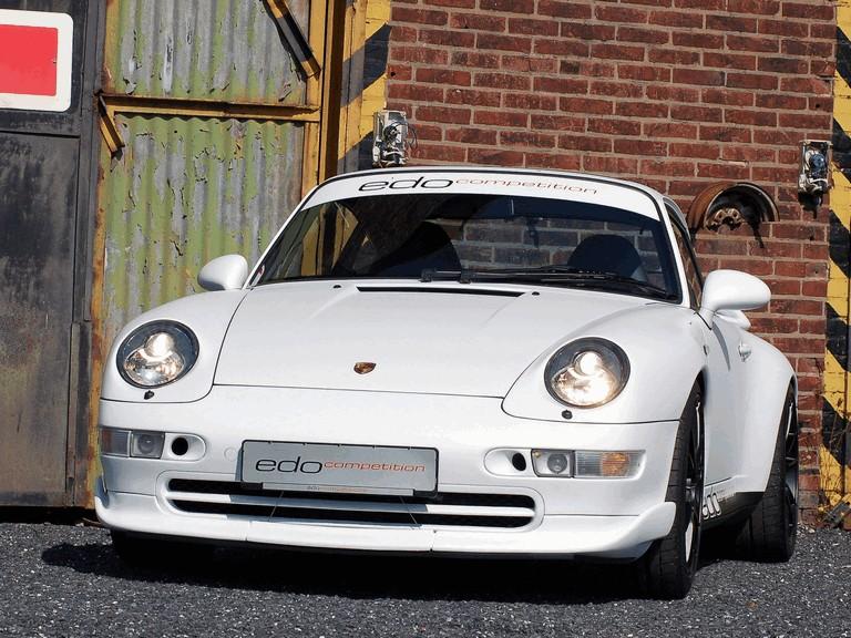 2000 Porsche 911 ( 993 ) turbo by Edo Competition 329728