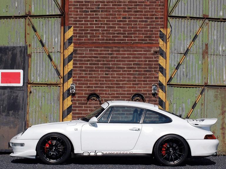 2000 Porsche 911 ( 993 ) turbo by Edo Competition 329730