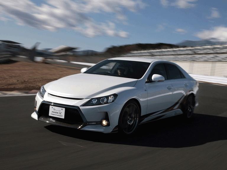 2012 Toyota Mark-X G-Sports 329772