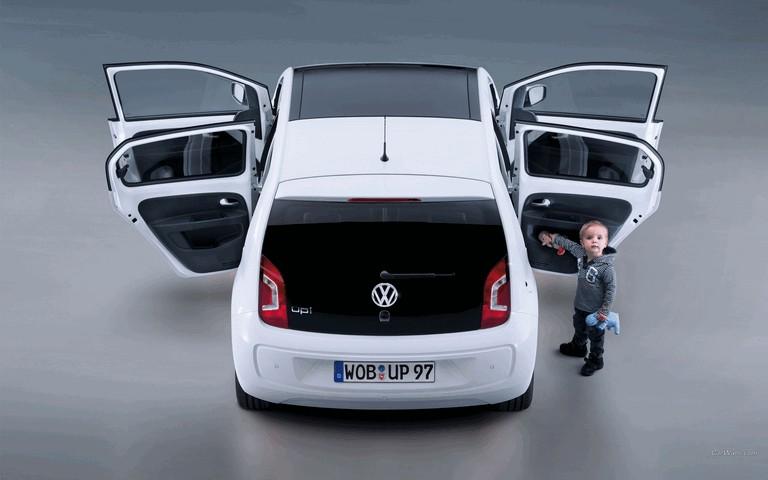 2012 Volkswagen Up 5-door 329981