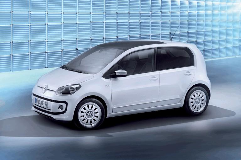 2012 Volkswagen Up 5-door 329982
