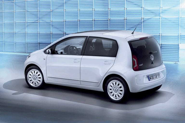 2012 Volkswagen Up 5-door 329984