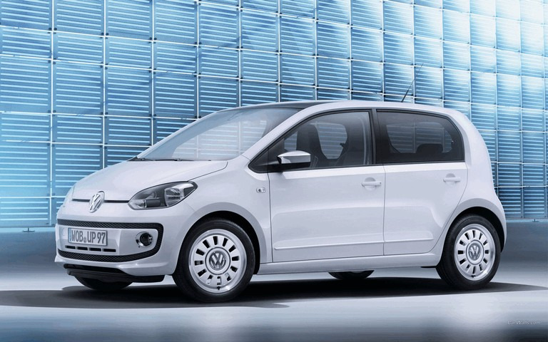 2012 Volkswagen Up 5-door 329985