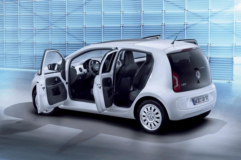 2012 Volkswagen Up 5-door 329987