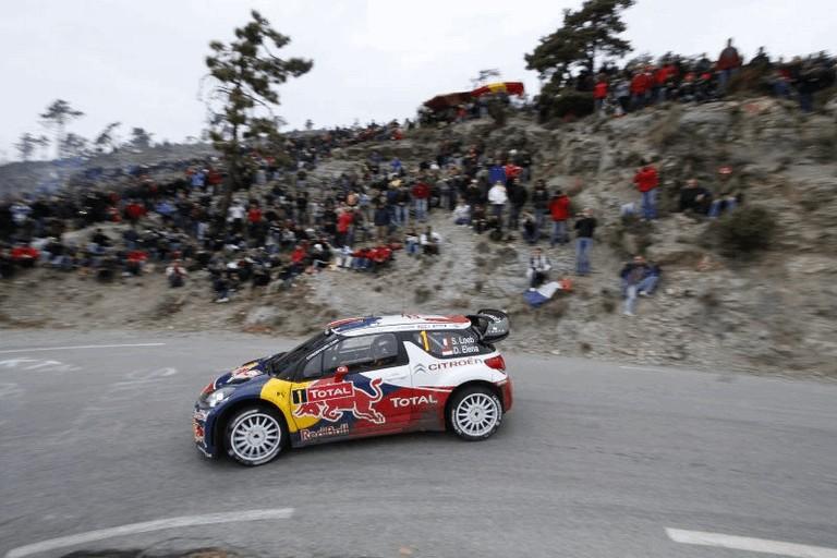 2012 Citroen DS3 WRC - rally of Monaco 330019