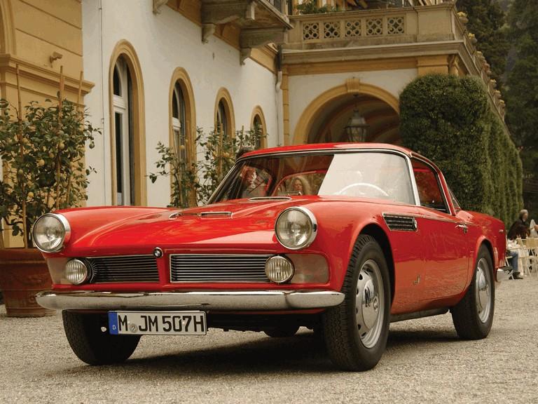 1959 BMW 507 coupé by Giovanni Michelotti 330316