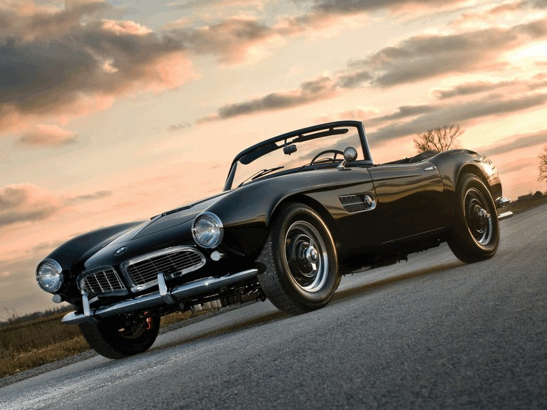 1957 BMW 507 330414