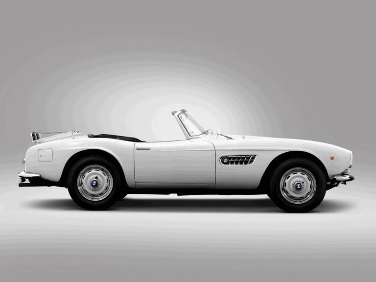 1957 BMW 507 330421