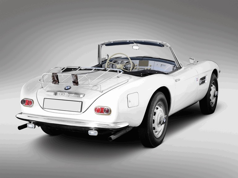 1957 BMW 507 330422