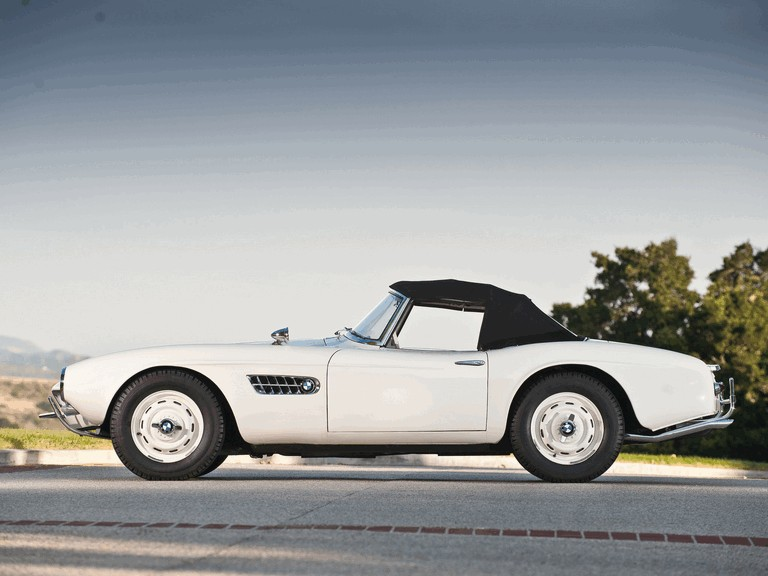 1957 BMW 507 330427