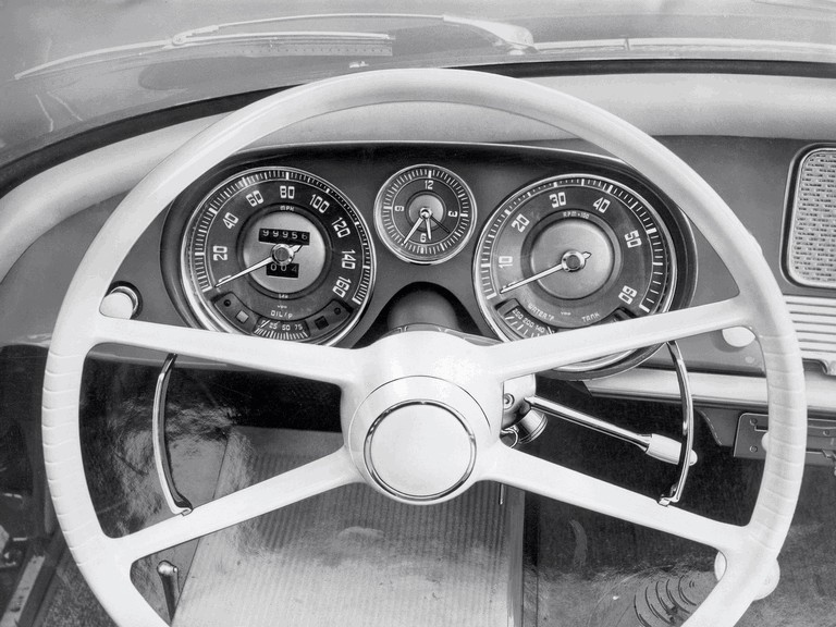 1957 BMW 507 330432