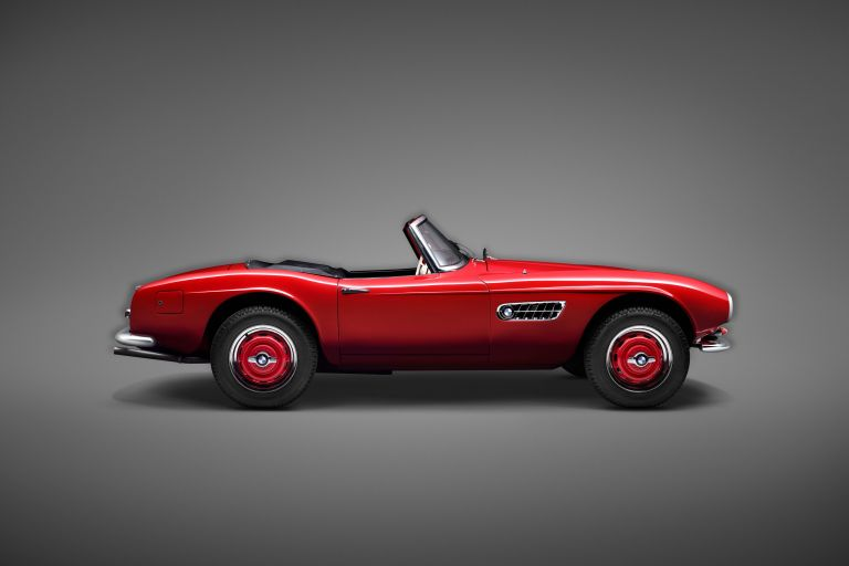 1957 BMW 507 530108