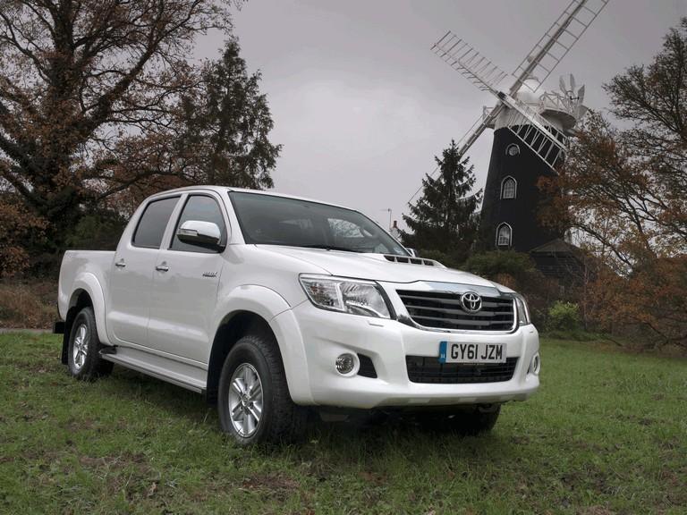 2012 Toyota Hilux - UK version 330502