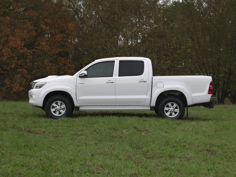2012 Toyota Hilux - UK version 330504