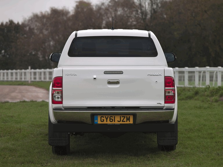 2012 Toyota Hilux - UK version 330507
