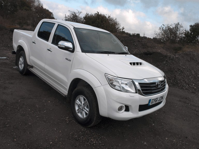 2012 Toyota Hilux - UK version 330510