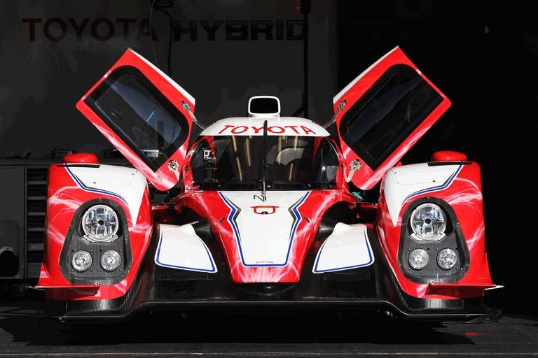 2012 Toyota TS030 hybrid 330747