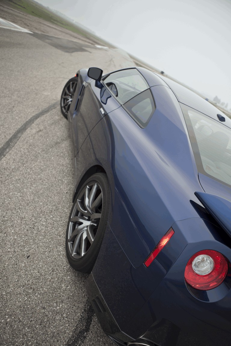 2012 Nissan GT-R ( R35 ) - USA version 330781