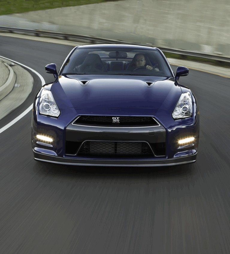 2012 Nissan GT-R ( R35 ) - USA version 330804