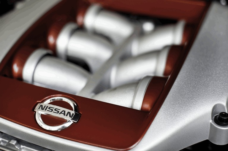 2012 Nissan GT-R ( R35 ) - USA version 330842