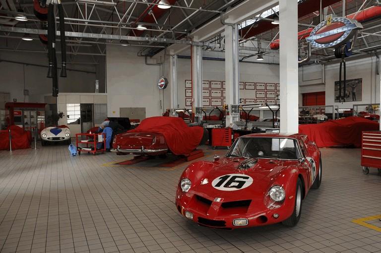 1961 Ferrari 250 GT SWB Breadvan 330884