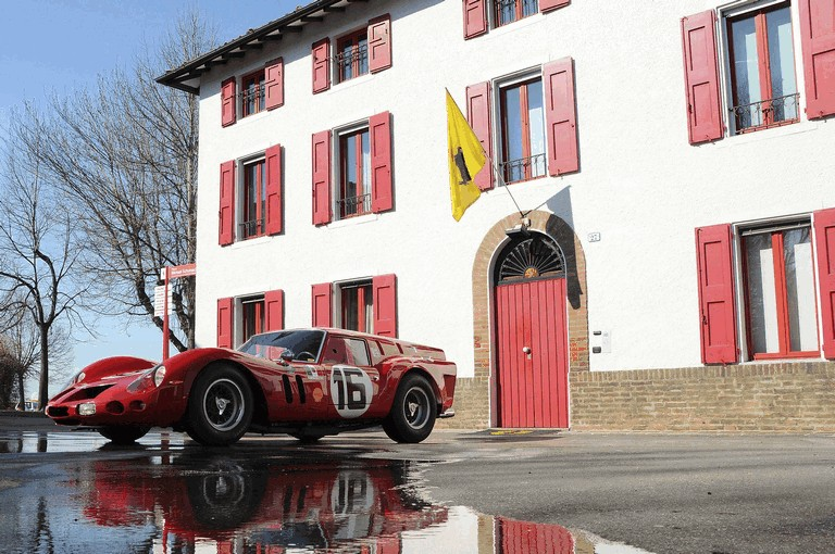 1961 Ferrari 250 GT SWB Breadvan 330885
