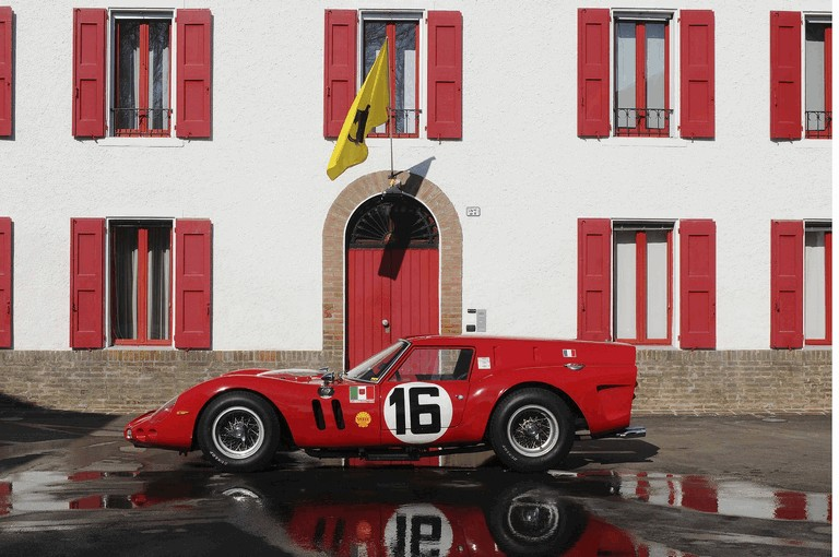 1961 Ferrari 250 GT SWB Breadvan 330886