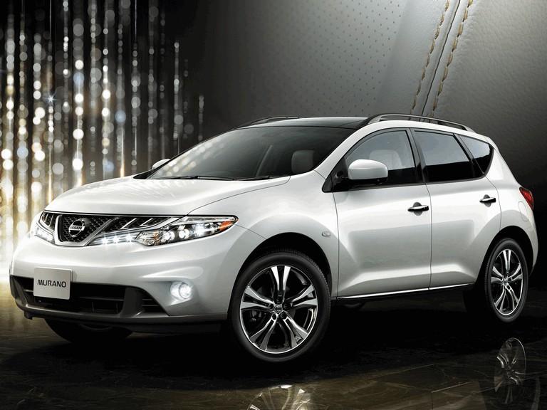 2012 Nissan Murano Mode Bianco 331508
