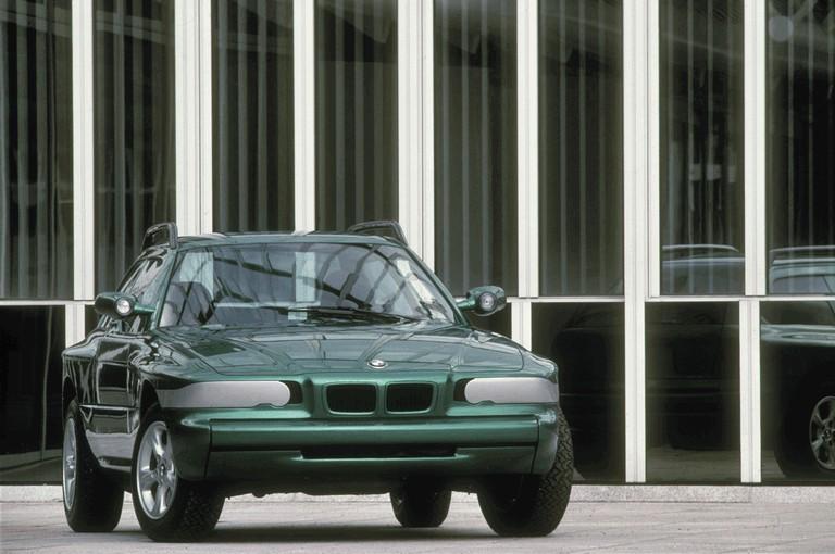 1991 BMW Z1 coupé prototype 331562