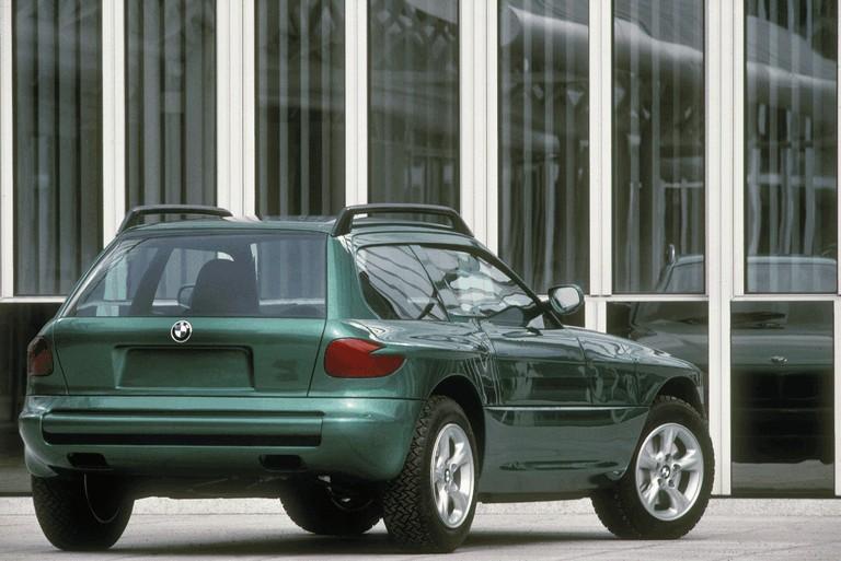 1991 BMW Z1 coupé prototype 331564